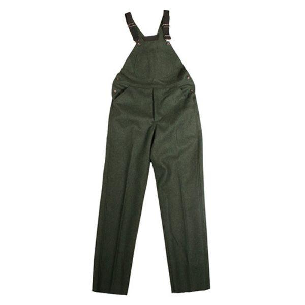8b9c922110fd9 Bemidji Woolen Mills - Minnesota Tuxedo Heavy Wool Bib Overalls