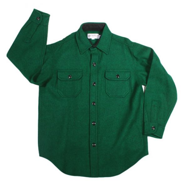8b136b09e98df Bemidji Woolen Mills - Heavy Weight Hunter Shirt