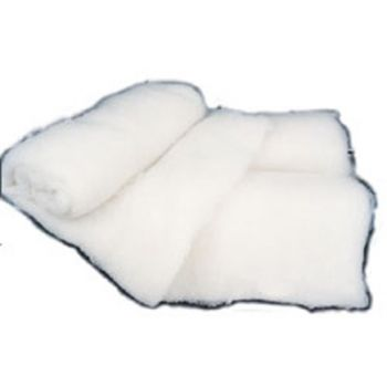 1 lb. 100% Pure Wool Quilt Batting - Double