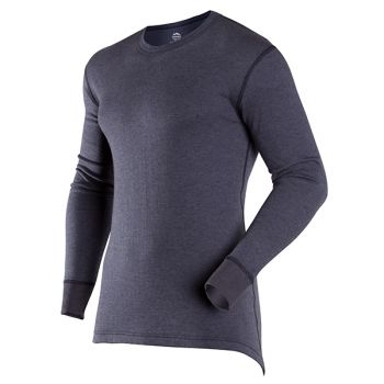 Men's Authentic Big/Tall Long Sleeve Crew