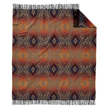Chimayo Fringed Throws