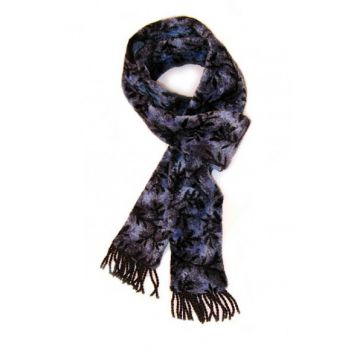 Classic Scarf with Fringe