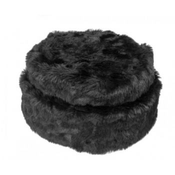 Faux Fur Dress Hat