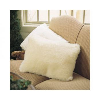 SnugSoft Wool Pillow Shams (Deluxe)