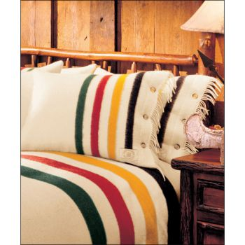 Hudson's Bay Capote Pillow Shams