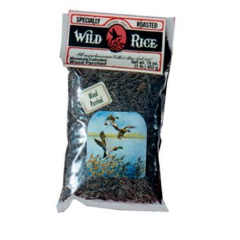 Minnesota Cultivated Wood Parched Wild Rice
