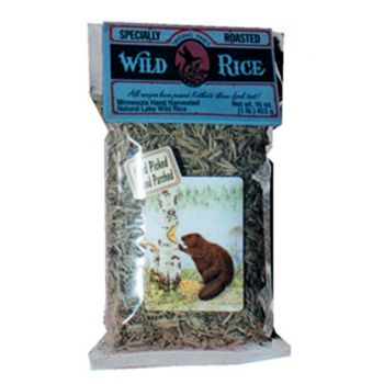 Minnesota Hand Harvested Wood Parched Natural Lake Wild Rice