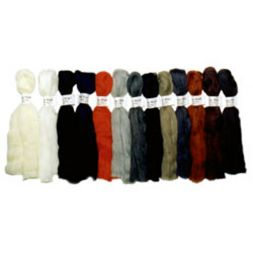 Bemidji Woolen Mills - 100% Pure Wool Super Lamb Merino Wool Roving