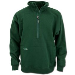 Arborwear - Double Thick Half Zip Sweatshirt