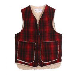 6d35ce036b613 Fargo Pile Lined Vest