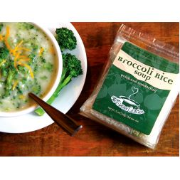 The Secret Garden - Broccoli Rice Soup