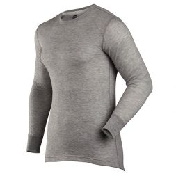 - Men's Platinum Big Long SLeeve Crew