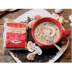 The Secret Garden - Cream of Wild Rice Soup