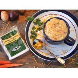 The Secret Garden - Cheesy Vegetable Chowder