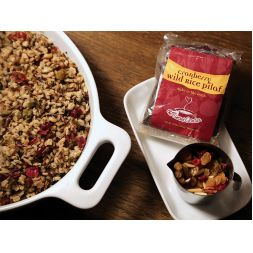 The Secret Garden - Cranberry Wild Rice Pilaf