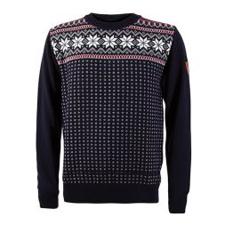 - Garmisch Masculine Sweater