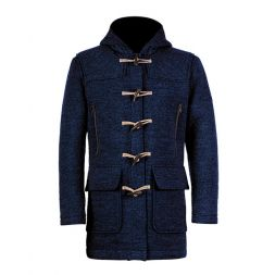 Dale of Norway - Oslo Knitshell Masculine Duffle Coat