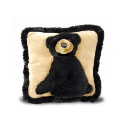 Jaag - 12 in. Pillow Pals (Black Bear)