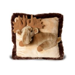 Jaag - 12 in. Pillow Pals (Moose)
