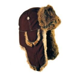 Mad Bomber - 305 Supplex Bomber with Brown Fur