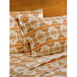 - Chief Joseph Flannel Sheets - Full