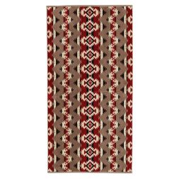 Pendleton Woolen Mills - Mountain Majesty - Oversized Jacquard Towel