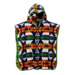 Pendleton Woolen Mills - Jacquard Hooded Towels