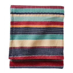 - Chimayo Cotton Jacquard Blankets