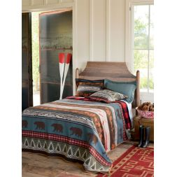 Pendleton Woolen Mills - Pine Lodge Bedding Collection