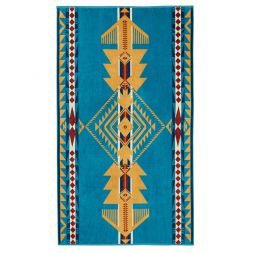- Eagle Gift Jacquard Towel