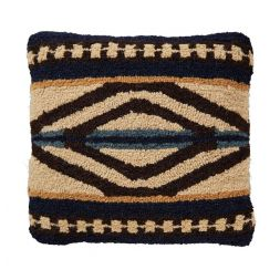 - Rio Canyon - Hooked Wool Pillow