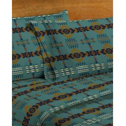 - Rancho Arroyo Flannel Sheets - King