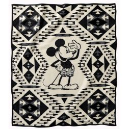 Pendleton Woolen Mills - Disney's Mickey's Salute Throw