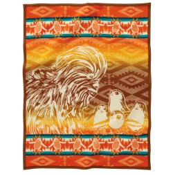 Pendleton Woolen Mills - Star Wars New Alliance Padwan Baby Blanket
