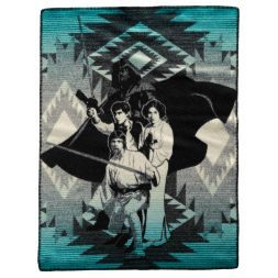 Pendleton Woolen Mills - Star Wars A New Hope Padawan Baby Blanket