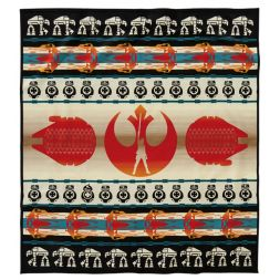 Pendleton Woolen Mills - Star Wars The Last Jedi Blanket