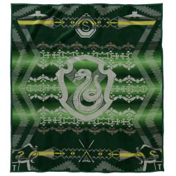 Pendleton Woolen Mills - Harry Potter Slytherin Blanket