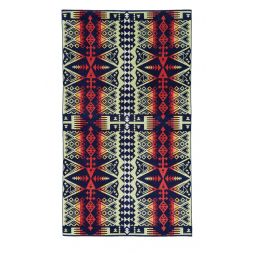 Pendleton Woolen Mills - Arrow Revival - Oversized Jacquard Towel