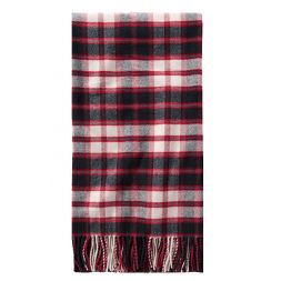 - Plaid 5th Avenue Throw