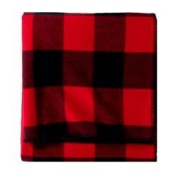 - Washable Pendleton Eco Wise Wool® Solid/Plaid Blankets
