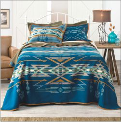 Pendleton Woolen Mills - Star Watchers Blanket