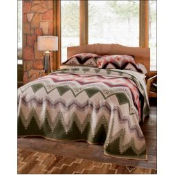 Pendleton Woolen Mills - Beargrass Mountain Blanket