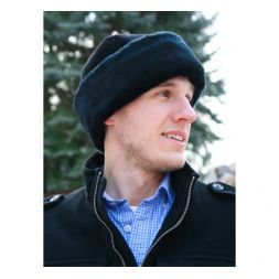- Faux Fur Men's Hat