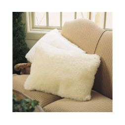 - SnugSoft Wool Pillow Shams (Deluxe)