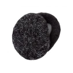 Sprigs Earbags - Mohair Charcoal Airbags