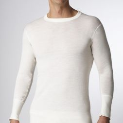 - Super Wash Wool Long Sleeve