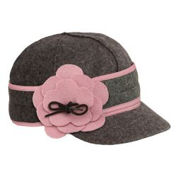 - The Petal Pusher Cap
