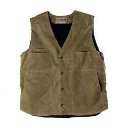 Stormy Kromer - The Waxed Button Vest