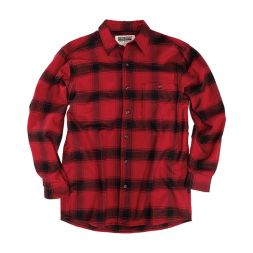 Stormy Kromer - The Flannnel Shirt