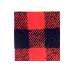 Bemidji Woolen Mills - #7530-493 Small Red & Black Buffalo Plaid Woolen Cloth